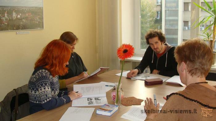 Lietuvių kalbos kursai pradedantiesiems (A1)