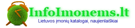 Lietuvos įmonių duomenų bazės. Parduoda