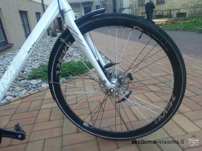 MBK gero stovio dviratis