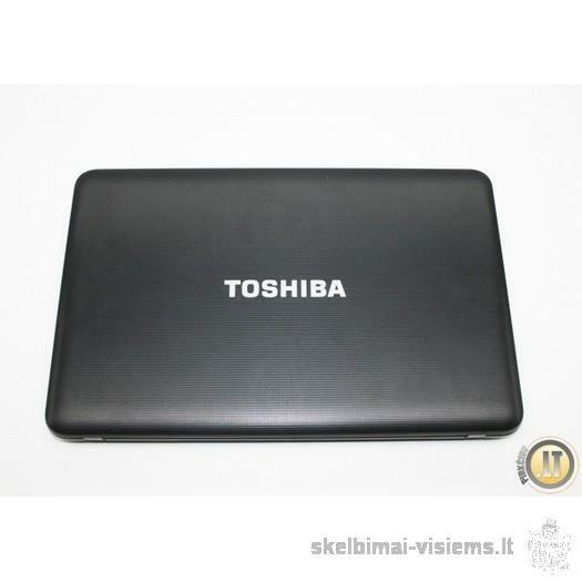 Mažai naudotas, TOSHIBA nešiojamas kompiuteris SU GARANTIJA