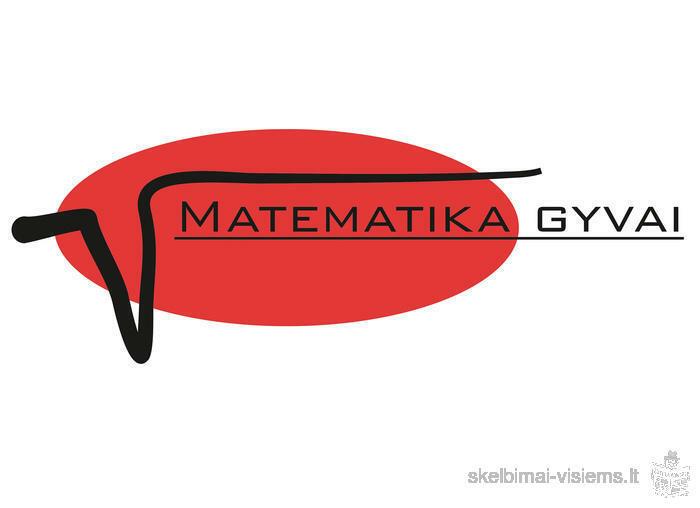 Matematika Gyvai: Studentams ir moksleiviams