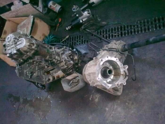 Mechaninių bei automatinių pavarų dėžių remontas