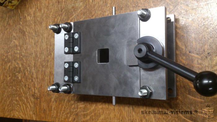 Metalo apdirbimas, detalių bei nestandartinių įrengimų gamyba