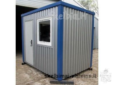 Mobilūs konteineriai