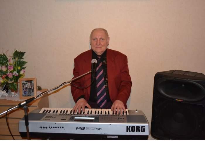 Muzikantai Antanas