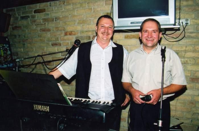 Muzikantai jūsų šventei-duetas Šešupė