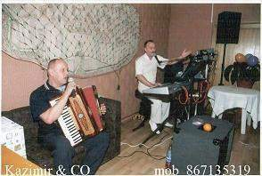 Muzikantai vestuvėms !