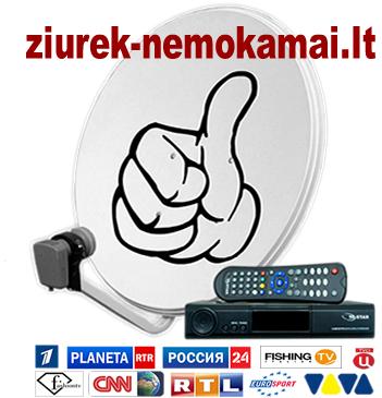 NEMOKAMA televizija Jums ir Jūsų šeimai !