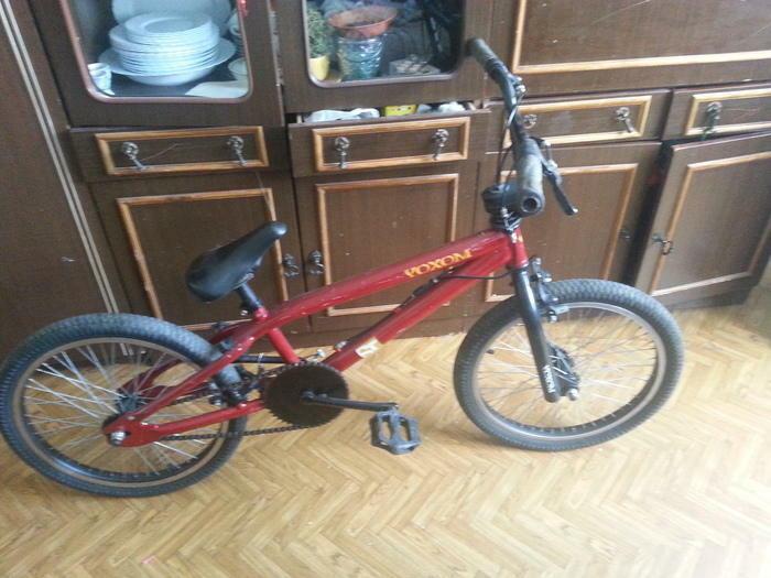 Naudotas BMX dviratis