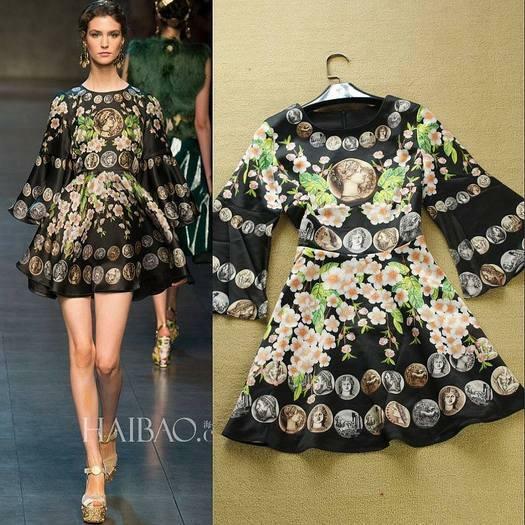 Nauja moteriška suknelė :)