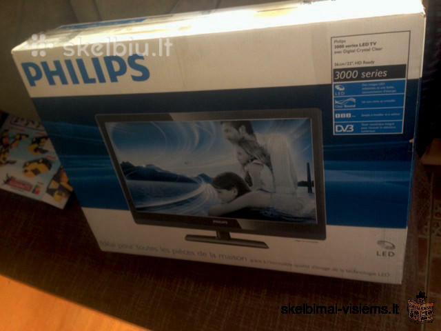 Naujas televizorius Philips 22pfl3206h/58