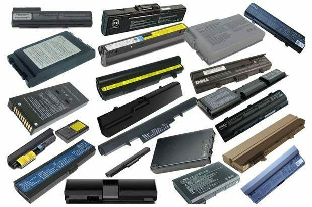 Nešiojamų kompiuterių baterijos Šiauliuose