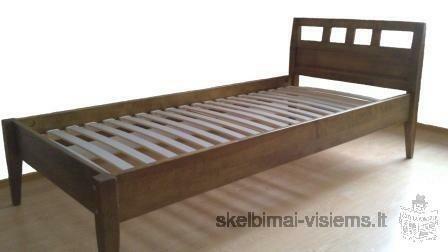 Nestandartinių dydžių lovos net iki 230 cm ilgio