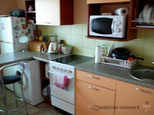 Nuoma 2 kambarių butas Vilniuje, Šeškines g. nuo 2016-11-01.