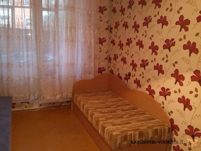 Nuomojamas kambarys