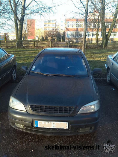 Opel astra coupe 2,0l