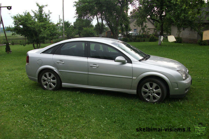 Opel vectra 2.2 dyzelis