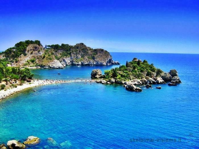 Pažintinės kelionės lėktuvu į Italiją