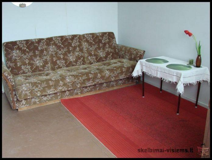 Parduodų erdvų trijų kambarių butą Viršuliškėse