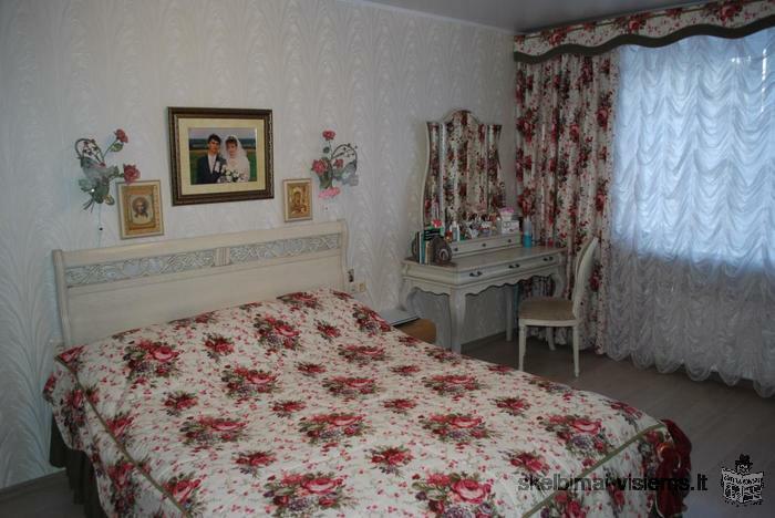 Parduoda 5 kambarių butas Baltarusijoje
