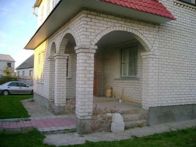 Parduoda namą Voronovo, 12 km į Šalčininkų