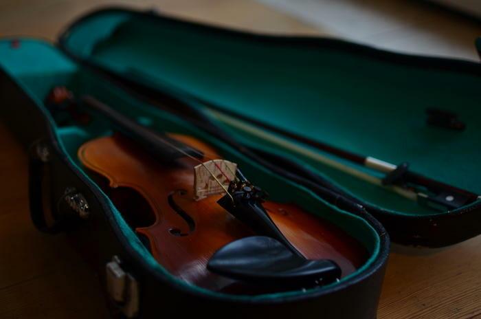 Parduodama 1/4 smuikas