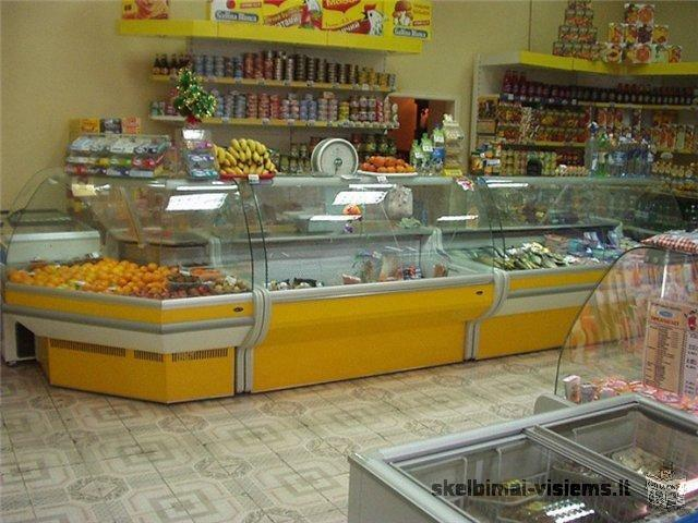 Parduodama ar išnuomojama maisto prekių parduotuvė