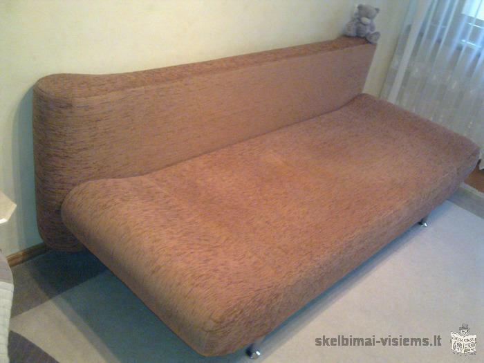 Parduodama naudota sofa-lova