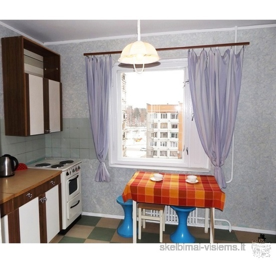 Parduodamas 2 kambarių butas Energetikų g. Visagine.