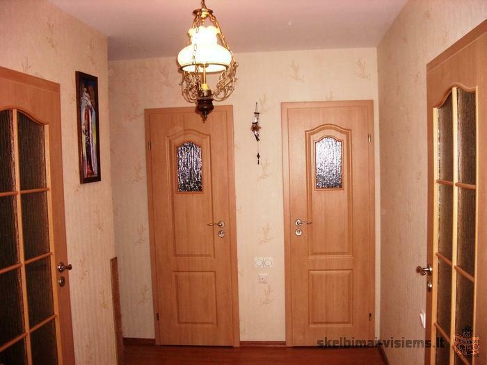 Parduodamas 4 kambarių butas Klaipėdoje