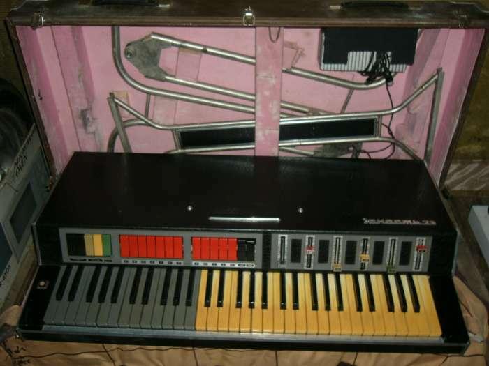 Parduodamas muzikos instrumentas