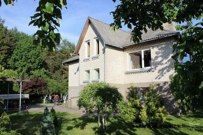 Parduodamas namas Mažeikiuose