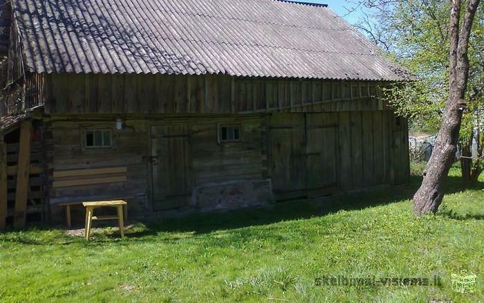 Parduodamas namas Seiriju m. Lazdijų raj.