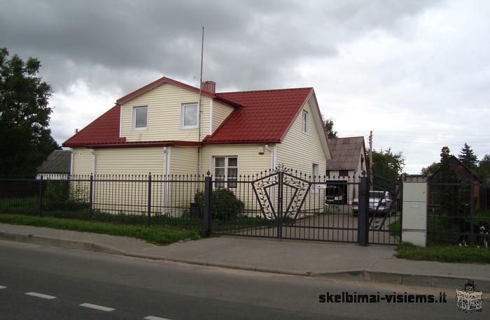 Parduodamas namas, skubiai! 95 000 Lt