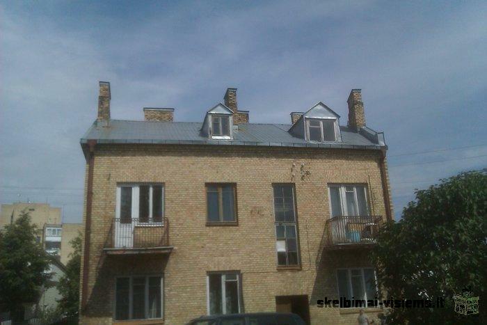 Parduodamas namas su sklypu Panevėžyje