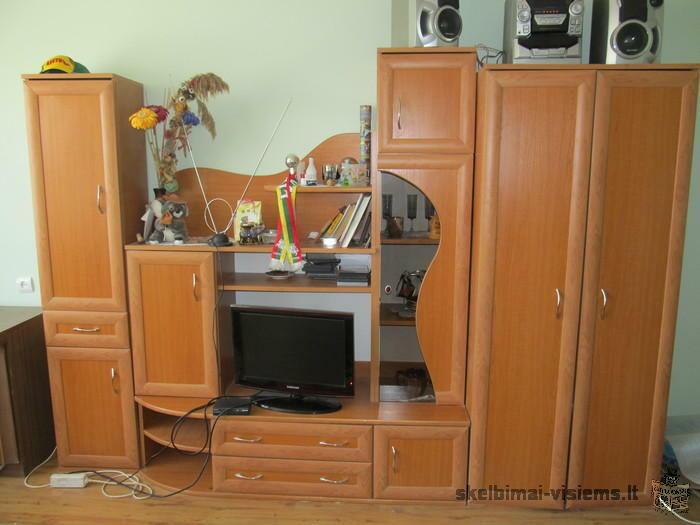 Parduodamas naujai suremontuotas butas, su visais baldais