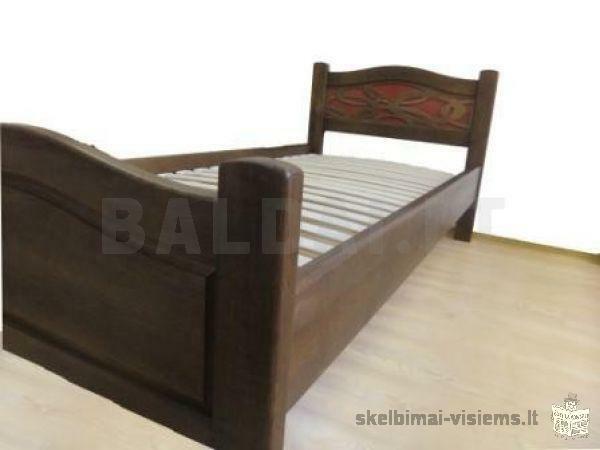 Parduodamas naujas lovos remas