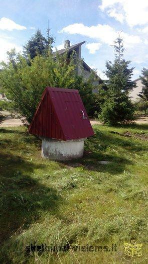 Parduodamas nedidelis namas Dusetose (Zarasu r.)