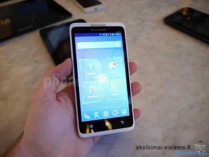 Parduodamas telefonas LENOVO S890