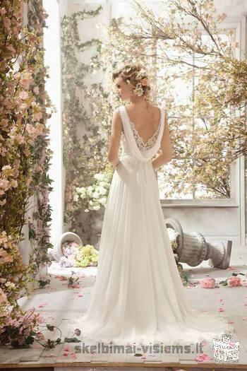 Parduodamas vestuvinių suknelių salonas Panevėžyje!