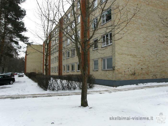 Parduodamas vieno kambario butas Druskininkuose