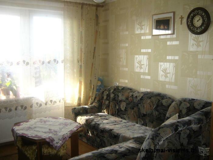 Parduodamas vieno kambario butas
