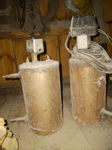 Parduodami savadarbiai vandens šildutyvai