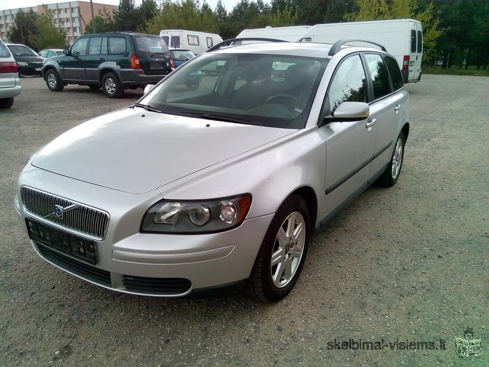 Parduodu 2005m.Volvo V50,2,0L,Dyzelinas is Vokietijos