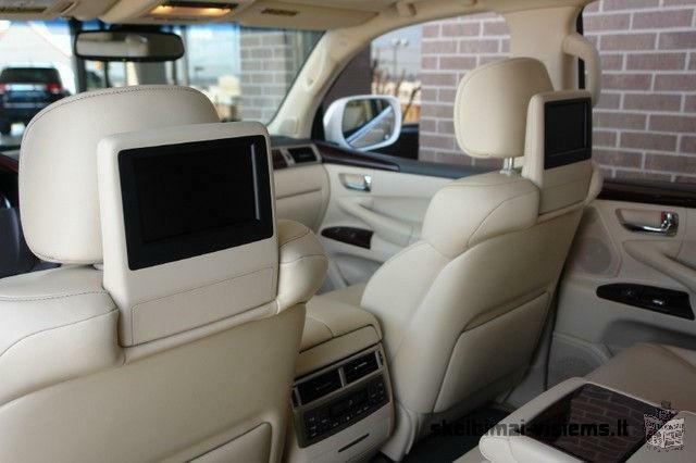 Parduodu 2013 Lexus LX 570 Full Options