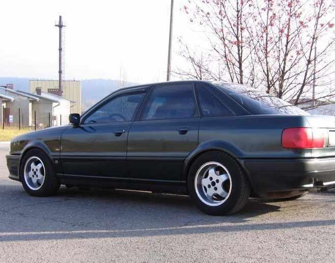 Parduodu Audi 80 B4, 1994/06m
