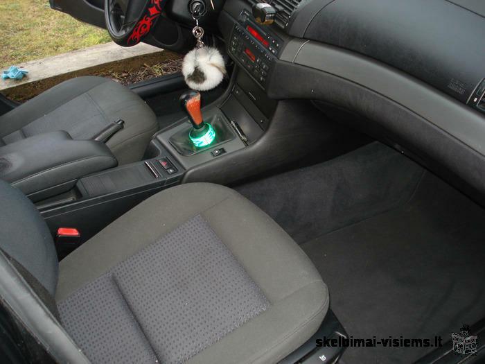 Parduodu BMW 318