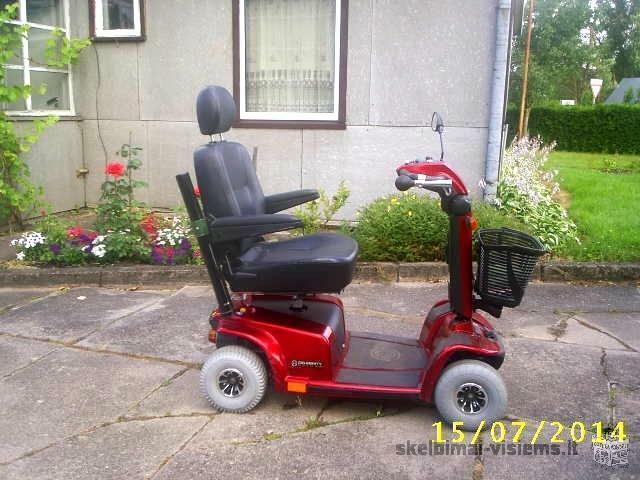 Parduodu Elektrini Vežimėli Deluxe