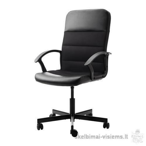 Parduodu FINGAL Sukamoji kėdė, juoda