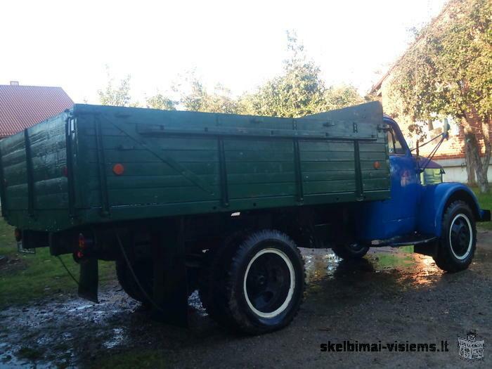 Parduodu GAZ 51a